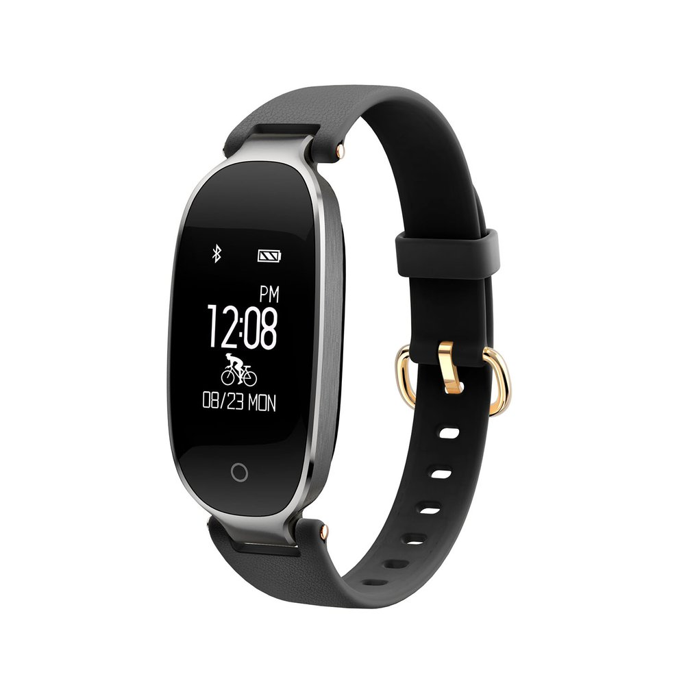 S3 Bluetooth Smart Watch Waterproof Heart Rate Monitor Fitness Tracker Smartwatch for Android for IOS