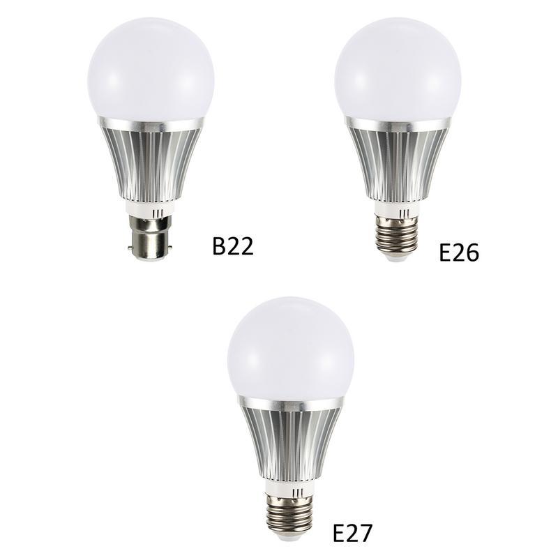 Smart 85 265V RGBW E27/E26/B22 LED Bulb 18W 1000lm Smart 2.4GHz Wifi Remote Control Light Bulb Works with Alexa Google Home APP|LED Bulbs & Tubes| |  - title=