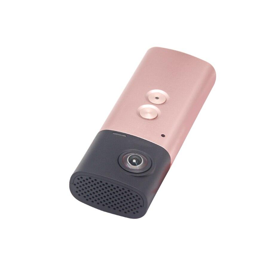 Hot 360 Panoramic Camera  1920*960 HD 360 Degree Camera Handheld VR Video Camera Fish Eyes Lens Action Sports Cam