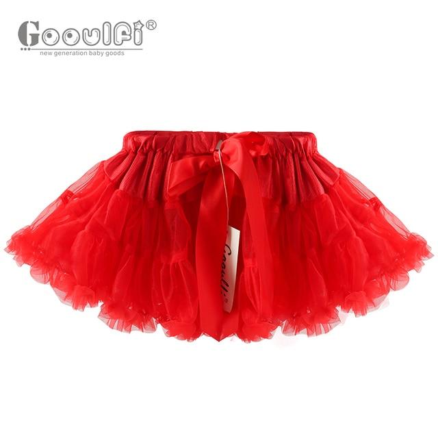 sale retailer cabcc ff55e Gooulfi Baby Röcke Baumwolle Multi farbe Rock Sommer Kleidung Geburtstag  Party Outfits Bänder Schmücken Schöne Mädchen 0 6 jahre