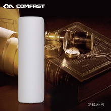 Wireless outdoor wifi CPE COMFAST WIFI signal booster Amplifier with 14dBi Antenna wi fi access point
