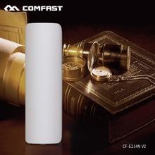 Беспроводной открытый cpe wi-fi comfast wi-fi усилитель сигнала усилителя с 14dbi антенной wi-fi точки доступа антенны cpe nanostation