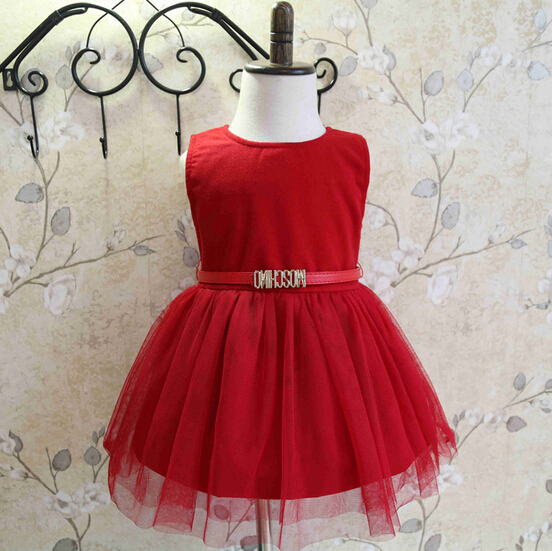 Aliexpress.com : Buy 3colors Designer Baby Girl Formal Dress With ...
