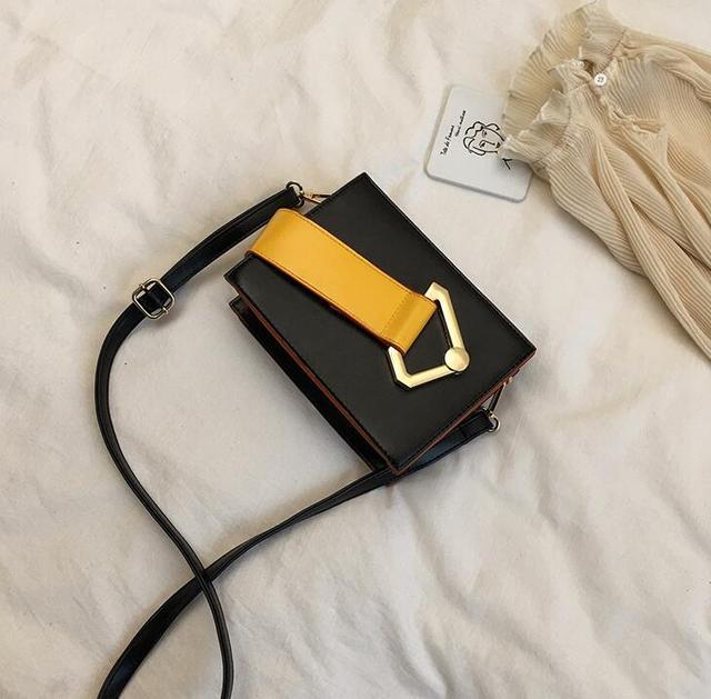 Ladies Square Bag PU...