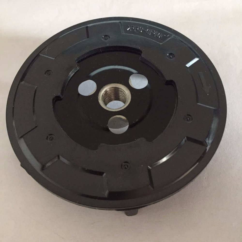 Image 2 - auto air ac compressor clutch hub + rubber for 5SE09C 5SL12C 5SEU12C 6SEU14C 6SEU17C 7SEU17C-in Air-conditioning Installation from Automobiles & Motorcycles