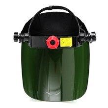 Safurance Welding ARC Weld Welder Lens Grinding Mask Visor UV Radiation Masks  Workplace Safety