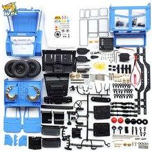 WPL C34 K & C34KM 1:16 Toyota FJ40 4WD wspinaczka terenowa ciężarówka zdalnie sterowanym samochodowym DIY akcesoria zmodyfikowany Upgrade chłopiec model zabawkowy