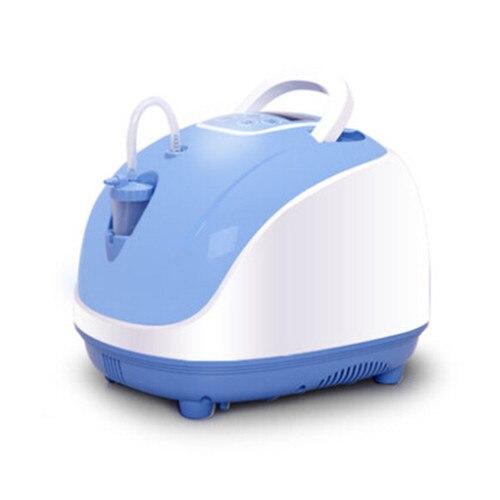 Remote Controller CE FDA Approved Portable Oxygen Concentrator Cure Brain Heart Respiratory Disease etc. 1-5L W/ Anion Generator
