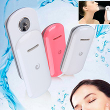 Women Beauty Nano Moisturizing Spray Instrument Portable Handy Mist Hydrating Water Sprayer Device For Face Skin Care