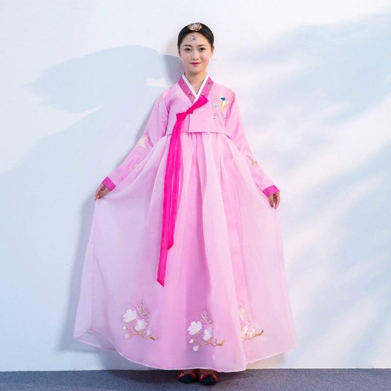 Hanbok Mariage Coréen Costume Acheter Pour Traditionnel De H29DIYEW