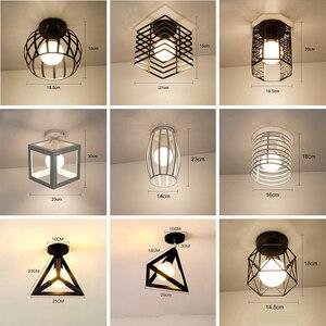 LED Ceiling Lights Modern Plaf