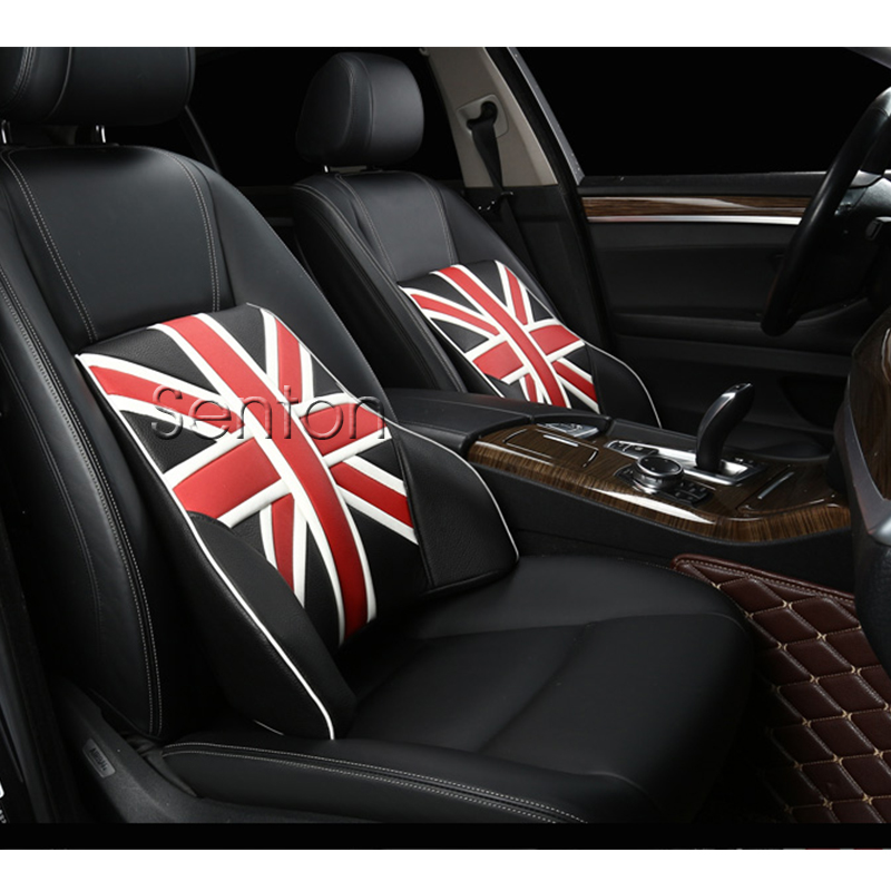 NOUVEAU 1 Pc Confortable Coussin De Taille De Voiture Pour BMW E46 E39 E60 E90 E36 F30 F10 E34 E30 X5 E53 Audi A4 B6 B8 B7 A3 A6 C5 C6 Q5