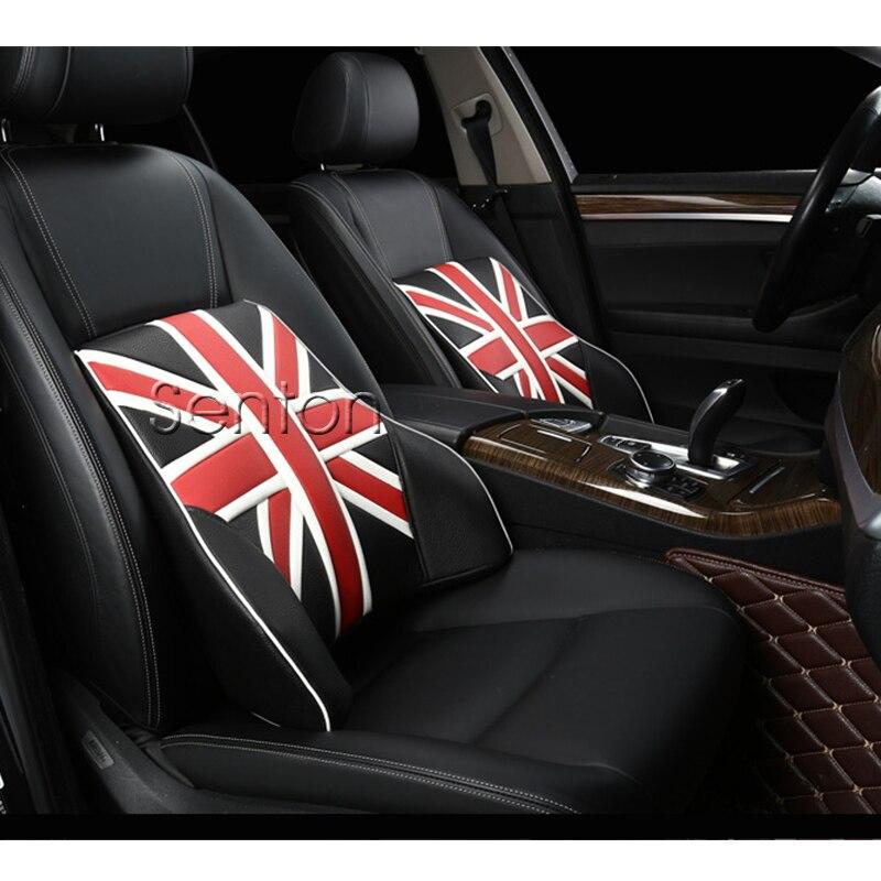 NOUVEAU 1 Pc Confortable Voiture De Taille Coussin Pour BMW E46 E39 E60 E90 E36 F30 F10 E34 E30 X5 E53 Audi A4 B6 B8 B7 A3 A6 C5 C6 Q5