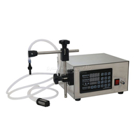 Liquid Filling Machine For Cosmetics Oil Beverage Food Chemical ZY YGZ 280