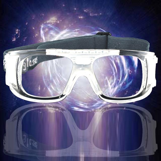 -Cuidado de los ojos gafas de Baloncesto Profesional de Fútbol Por Encargo Fotosensibles lentes miopía lentes de prescripción de menos-1 a-6