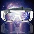 Olho-cuidado Profissional de Basquete óculos de Futebol Feito Sob Encomenda menos de lentes de prescrição Photochromic óculos de miopia-1 a-6