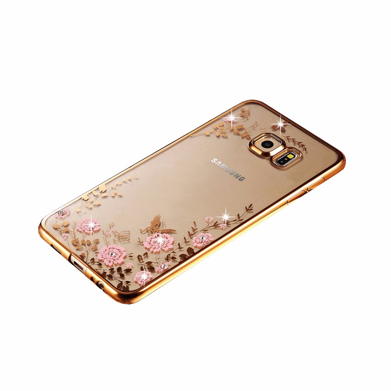 galaxy s6 case rose gold