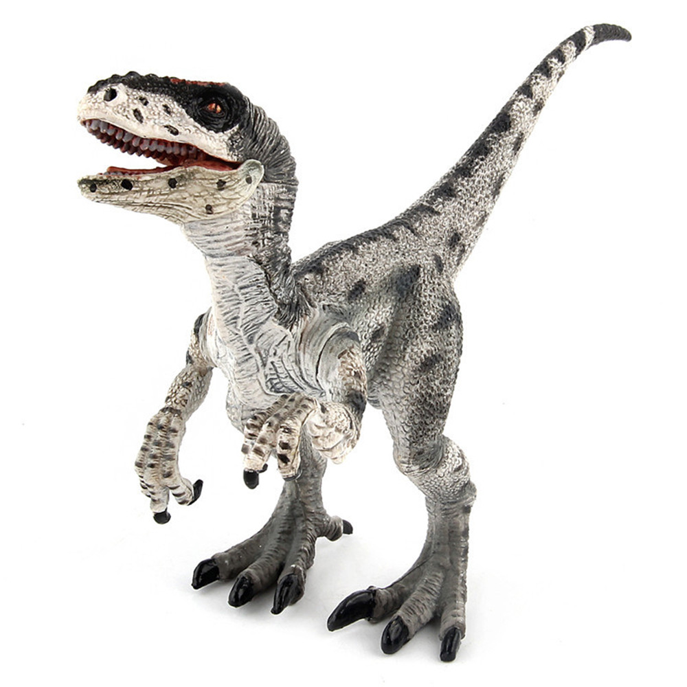 Kids Toy Toy-Figures Model-Toys Crafts Simulated Collection Figma Dinosaurs Plastic Boys