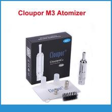 Cloupor Cloutank M3 Rebuildableขี้ผึ้งฉีดน้ำสมุนไพรแห้งVaporizer 2in1สำหรับปากกาvaporizerสมุนไพรไอบุหรี่อิเล็กทรอนิกส์