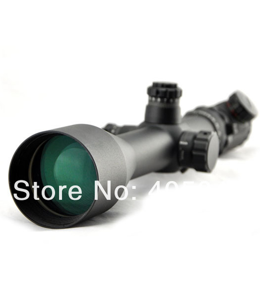 Visionking 6-25x56 Rifle Scope Side Focus Tactical Hunting Rifle Scope Illuminated Scope W/ Honeycomb Sunshade &11mm Mount Rings marcool evv 6 24x50 sfirgl first focus plane tactical rifle scope