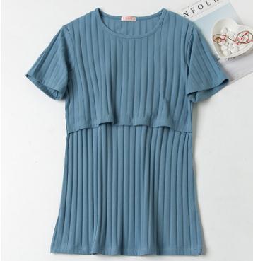436080c578 Nappali ruhák 2018 Tavaszi nyári divat rövidnadrágú szülési nadrágok ...