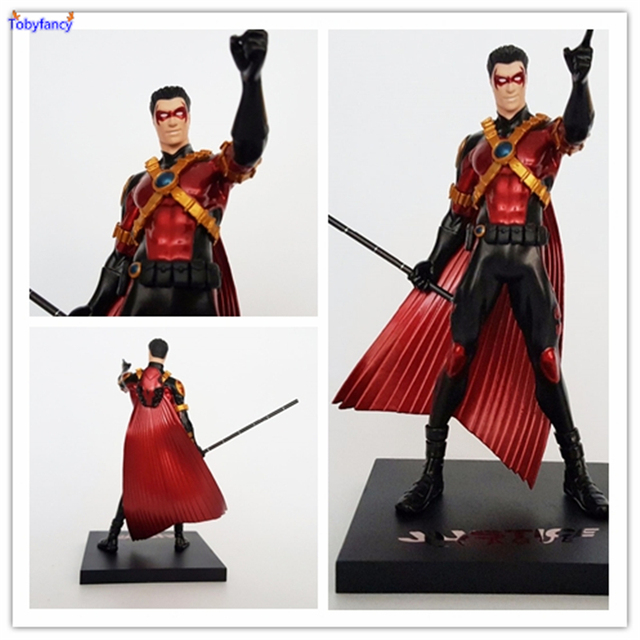 Tobyfancy Red Robin Action Figure ARTFX+ Justice League New 52 PVC ...