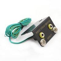 Gorąca Sprzedaż Kabel Anti Static ESD Pierścień Terminal Socket Ziemi do Paska Na Rękę w Zaciski od Majsterkowanie na