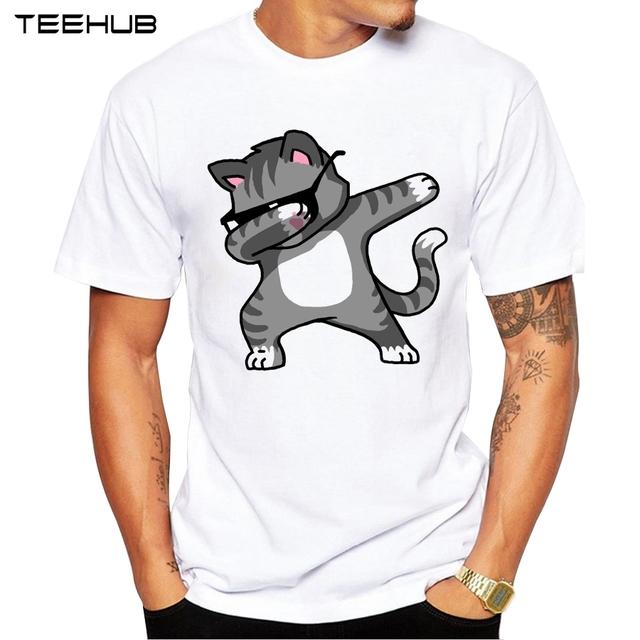 Summer Fashion Dabbing Pug T-Shirt