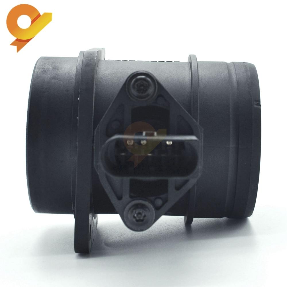 Mass Air Flow MAF Sensor For Volkswagen VW Polo 9N Skoda Fabia Seat Ibiza Cordoba 1.4 TDI 02-09 0281002531 038906461B