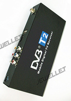 Super Deal DVB T2 Digital TV Receiver Car DVB T2 Receiver With USB And EPG Fucntion