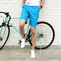 Men's Shorts 2016 Summer Casual Shorts Mens Casual Bermuda Cotton Trousers Beach Board Shorts Homme Men's Sportswear