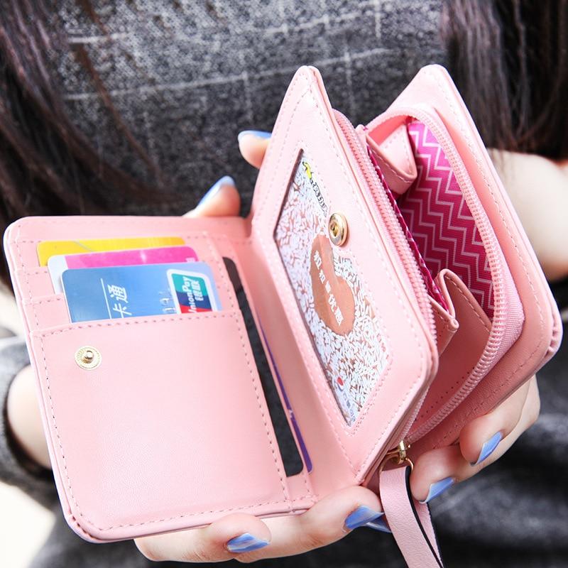 lady mulheres curto bolsa cheque Peso do Item : 0.19kg