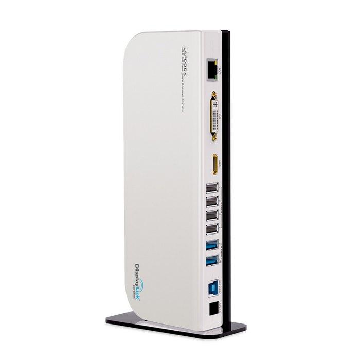 USB 3.1 Type C USB-C to Universal Docking Station 7 Port HUB & HDMI & VGA & LAN & Audio for New Macbook