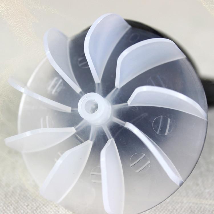 1pcs Fan Parts Plastic Fan Blade For Hair Dryer Fan Parts