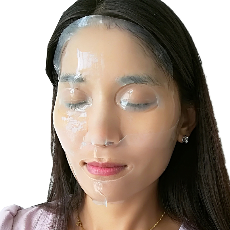 Hydrogel Face Mask With Eye Mask 2 In 1 Beauty Health Skin Care Face Treatment Facial Mask Moisturizing Hydration Oil Control