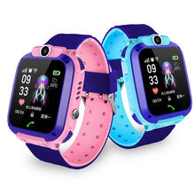 2019 Hot Smart watch LBS Kid SmartWatches Baby Watch for Children SOS Call Location Finder Locator Tracker Anti Lost Monitor+Box(China)