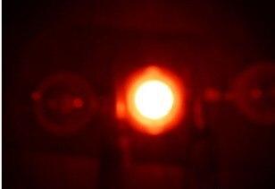 10 шт. 1 Вт Светодиодный, красный светодиодный Светодиодный светильник высокой мощности Алюминий ПВХ 610-625nm для DIY