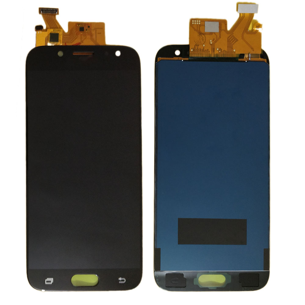J530 LCD For <font><b>Samsung</b></font> <font><b>Galaxy</b></font> <font><b>J5</b></font> Pro <font><b>2017</b></font> J530F LCD <font><b>Display</b></font> and Touch Screen Digitizer Assembly J530FM J530Y J530G LCD Screen image