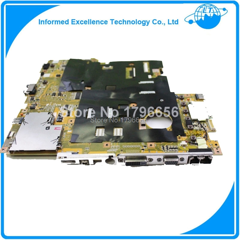 Laptop motherboard for ASUS M50SE motherboard ram 256 tested and 100% working for asus k52n laptop motherboard 100% tested