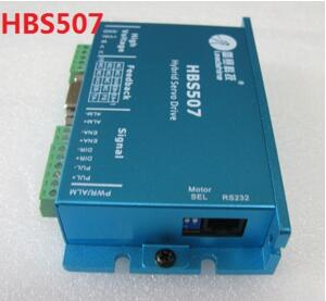 Leadshine servo motor driver HBS507 - Easy Servo Drive; Max 50 VDC Input; 0.5 - 8.0A Load Based Output Current used 100% tested mcdht3520e ac servo drive mcdht3520e for pan servo driver mcdht3520e
