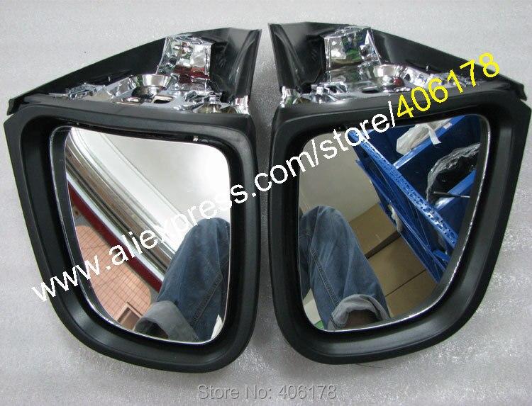 Лидер продаж, мотоцикл Задняя сторона Зеркала для BMW K1200LT K 1200lt LT 1200 lt1200 1999 2007 заднего вида зеркала мотоцикле запчасти