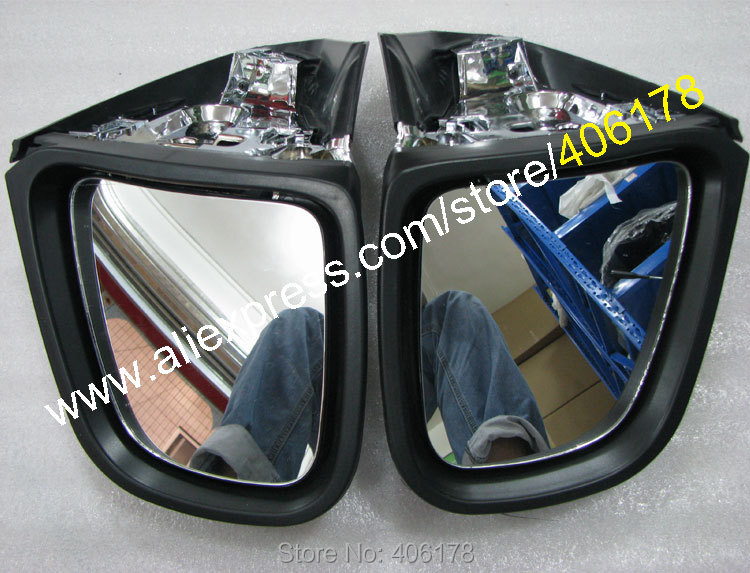 Hot Sales,Motorcycle Rear Side Mirrors For BMW K1200LT K 1200LT LT 1200 LT1200 1999 2007 Rear View Side Mirror Motorbike Parts