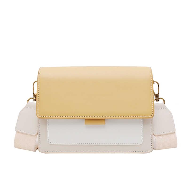 Couro Mini Cadeia Messenger Bag Ombro Crossbody Sacos Para As Mulheres 2019 Verdes Senhora Bolsas e Bolsas Saco Corpo Cruz Saco de Viagem