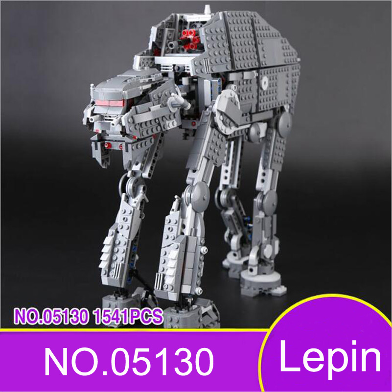 Lepin 05130 The First Order Heavy Assault Walker Assembled Toys Gifts For Kids Compatible Star War Series Building Blocks Set rollercoasters the war of the worlds