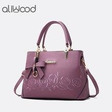 Aliwood Europe Fashion Women s Handbags Ladies Leather Shoulder bag High Quality Messenger Bags Females Crossbody