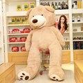 Большой Размер 200 см Американский Гигант Teddy Bear Doll Good качество Factary Цена Мягкие Игрушки Для Подарок На День Рождения И валентина день