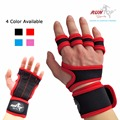 RUNTOP Crossfit WODS Training Grip Gloves Pad Wrist Wrap Brace Support Workout Fitness Weight Lifting Powerlifting GYM Men Women