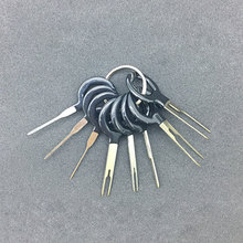 Высокое качество 11 шт./компл. терминал инструменты удаления автомобиль электропроводка обжимной соединитель штырь экстрактор комплект