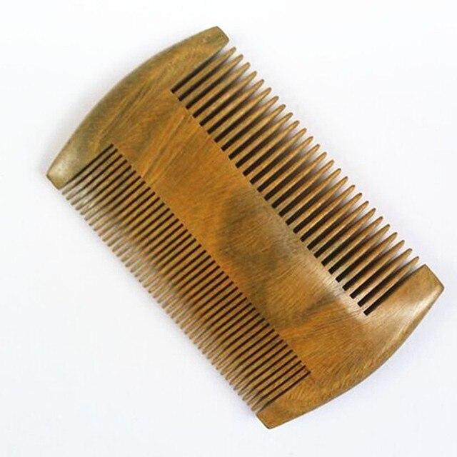 grà n sandelholz handgefertigten antistatischen tasche kamm haare