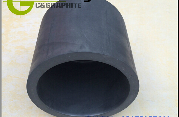 antioxidant aluminum plating high purity melting graphite crucible high purity melting graphite crucible for silver